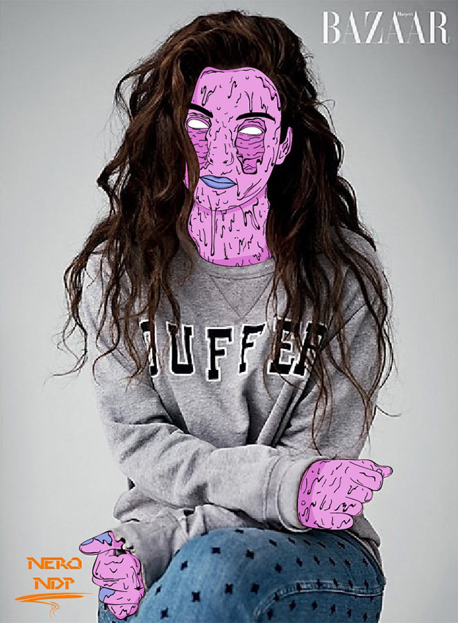 Lorde Grime by Nero NDP