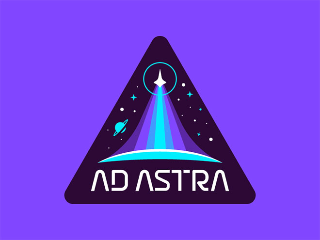 Ad Astra Patch by Nick Slater