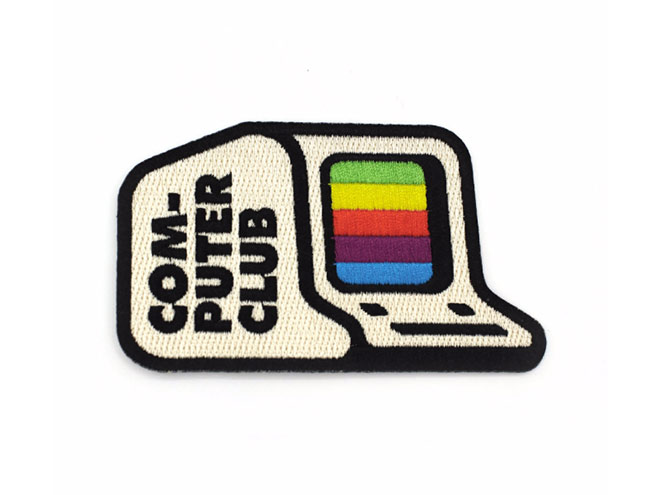 Computer Club Patch by Rogie