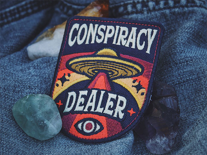 Conspiracy Dealer Patch by Jeff Finley