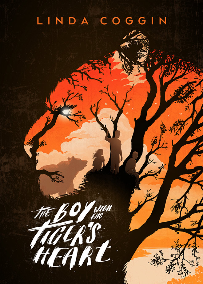 The Boy with the Tiger's Heart Cover by Levente Szabo