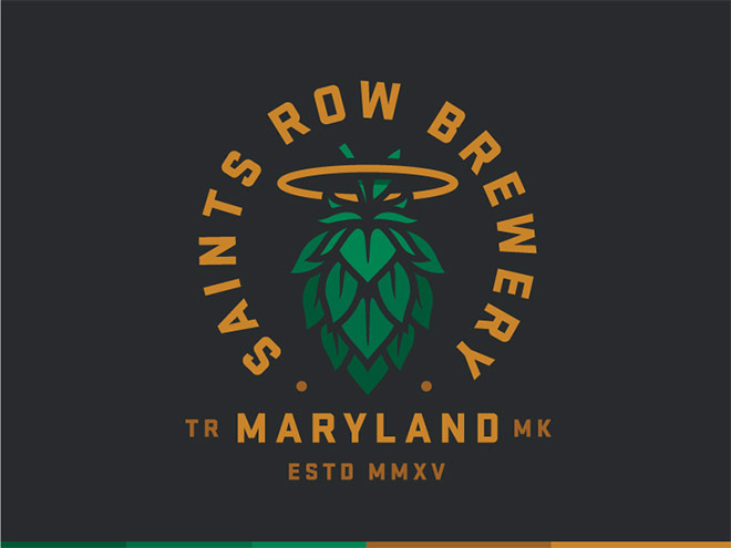 Saints Row Brewery by Nick Slater