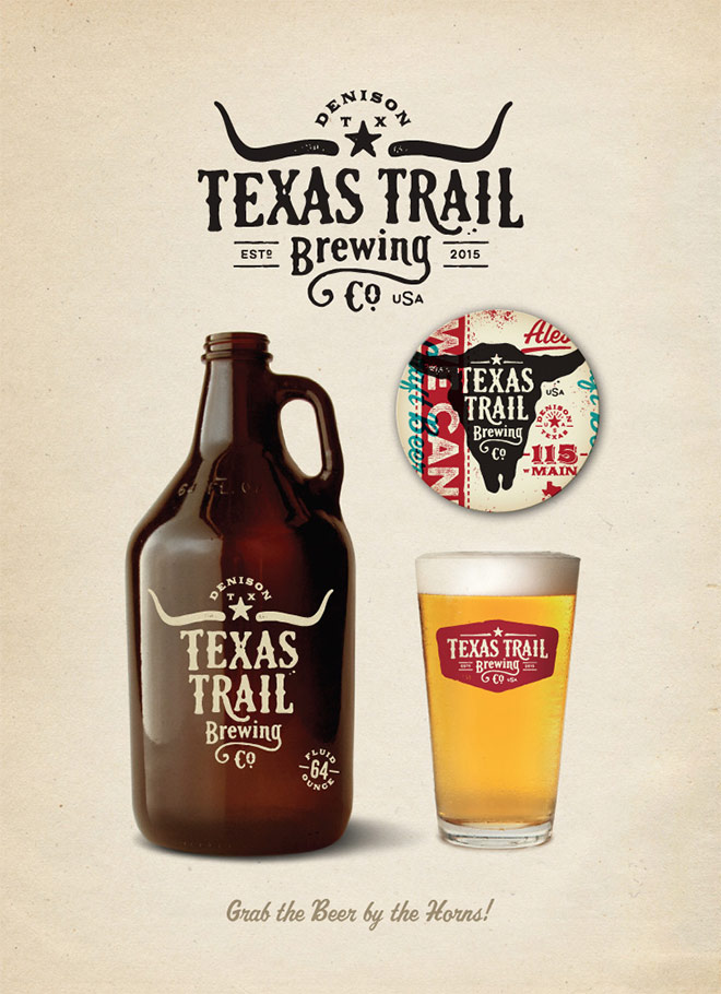 Texas Trial Brewing Co. by Sunday Lounge