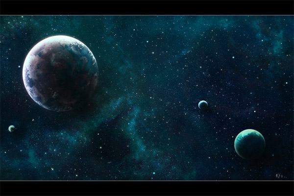 Space is the Place by ErikVonLehmann