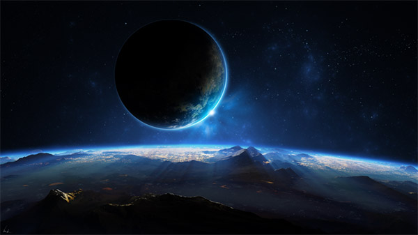 Harmony Among Planets by KennethJensen