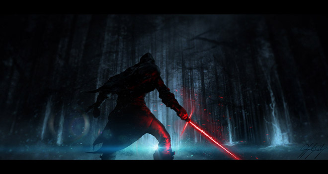 The Force Awakens by Skyrace