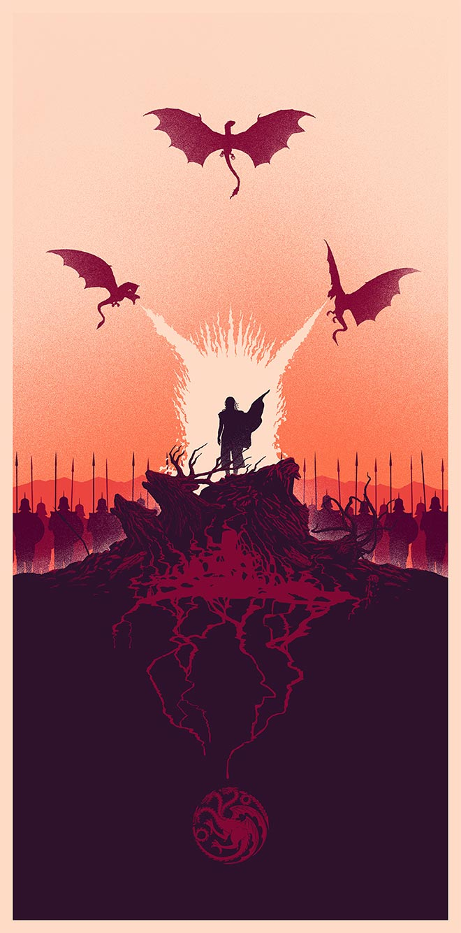 Fire and Blood by Marko Manev