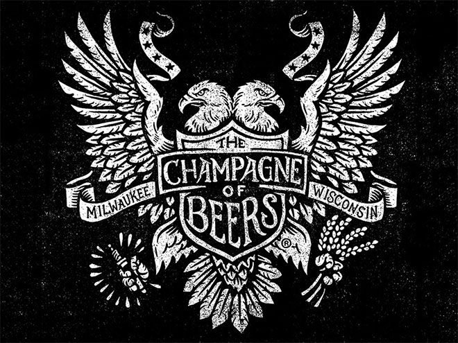 Champagne of Beers by Derrick Castle
