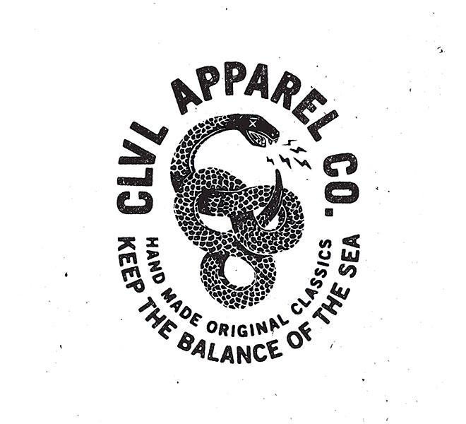 CLVL Apparel Co. by Stuart Smythe