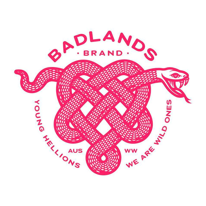 Badlands Brand by Chris Costa