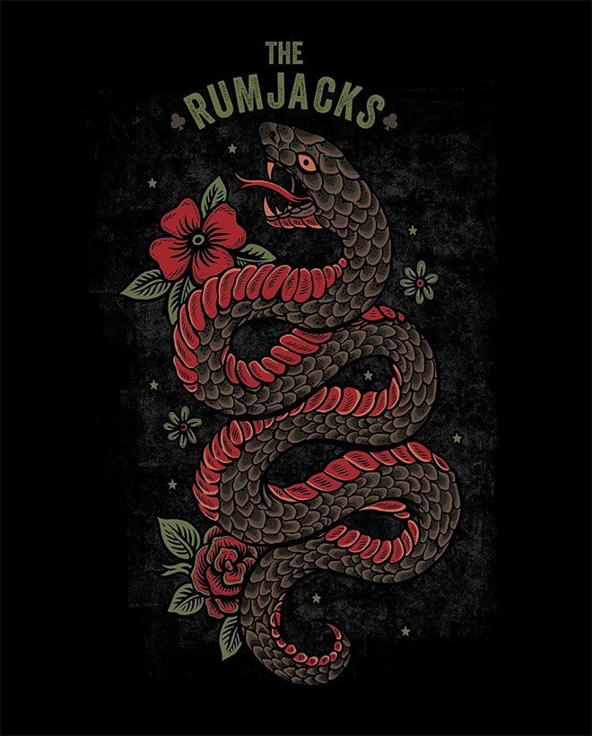 The Rumjacks by Sam Dunn