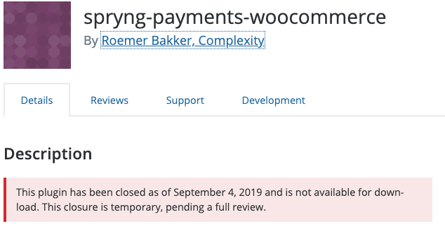 Spryng Payments for WooCommerce Logo