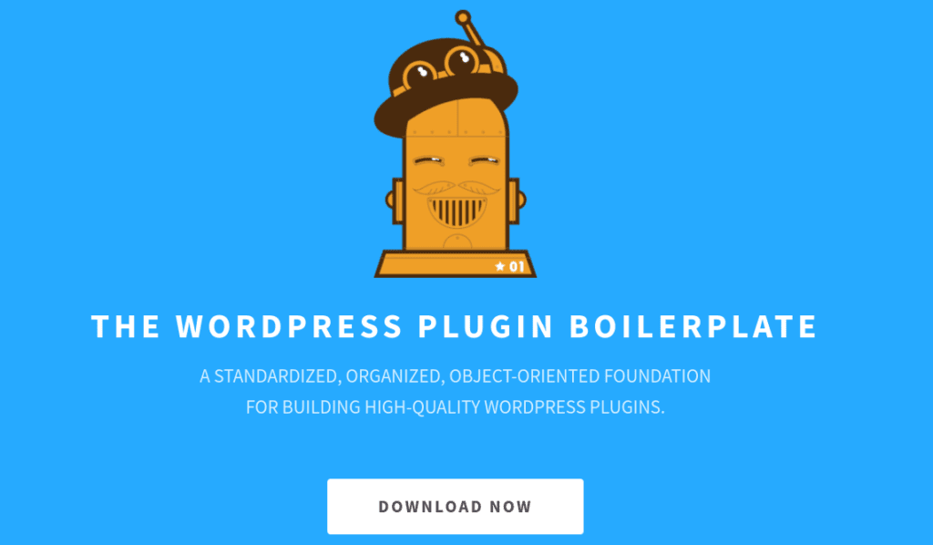 WordPress Boilerplate Plugin.